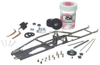 Parma - 1/24 EDGE Drag Chassis Kit